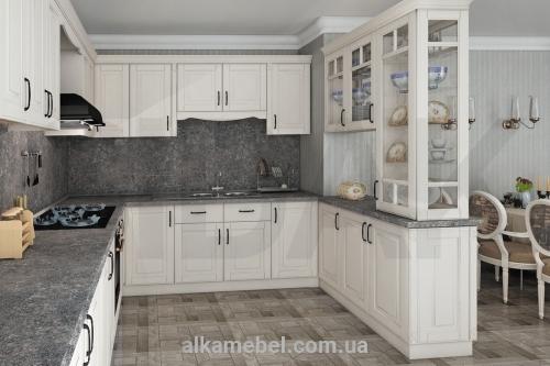 Кухня на заказ S-00014)